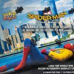 2017 Upper Deck Spider-Man Homecoming Hobby Box