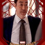 2017 Upper Deck Spider-Man Homecoming Parallel Red