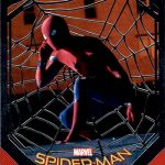 2017 Upper Deck Spider-Man Homecoming Silver Parallel