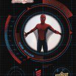 2017 Upper Deck Spider-Man Homecoming Spider Tech B