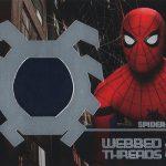 2017 Upper Deck Spider-Man Homecoming Webbed Threads