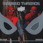 2017 Upper Deck Spider-Man Homecoming Webbed Threads Dual