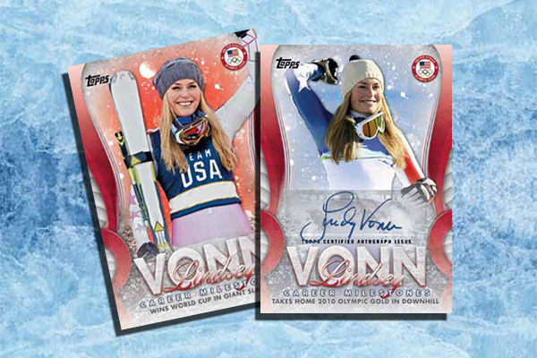 2018 Topps US Winter Olympic Team