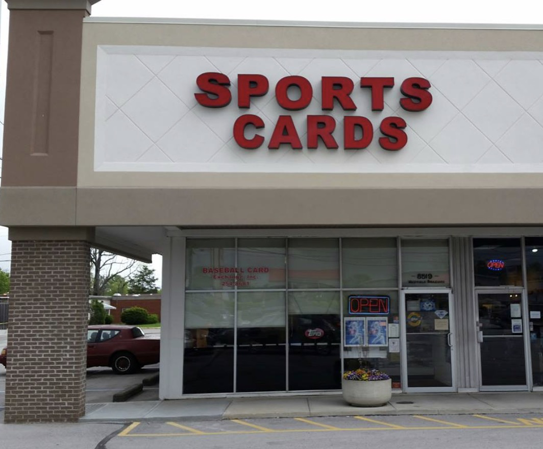 Local Card Shop Of The Week Indy Card Exchange Beckett News