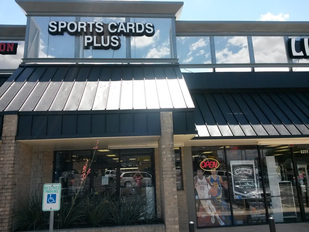 Local Card Shop Of The Week Sports Cards Plus San Antonio