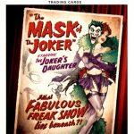 2017 Cryptozoic DC Comics Bombshells Base Mask of the Joker