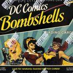 2017 Cryptozoic DC Comics Bombshells Hobby Box