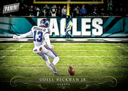 2017 Panini Black Friday Panini Collection Odell Beckham Jr. 0ba86935d