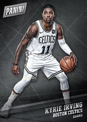2017 Panini Black Friday Kyrie Irving cde7d5abf