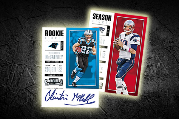 a0a22e22 2017 Panini Contenders Football Checklist, Team Set Lists, Release Date