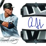 2017 Panini Flawless Baseball Dual Rookie Patch Autographs Black