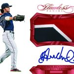 2017 Panini Flawless Baseball Rookie Patch Autographs Ruby