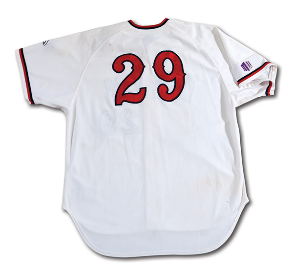 meet 347ee 5f907 Aaron Judge Game-Used Fresno State College Jersey Up for Auction