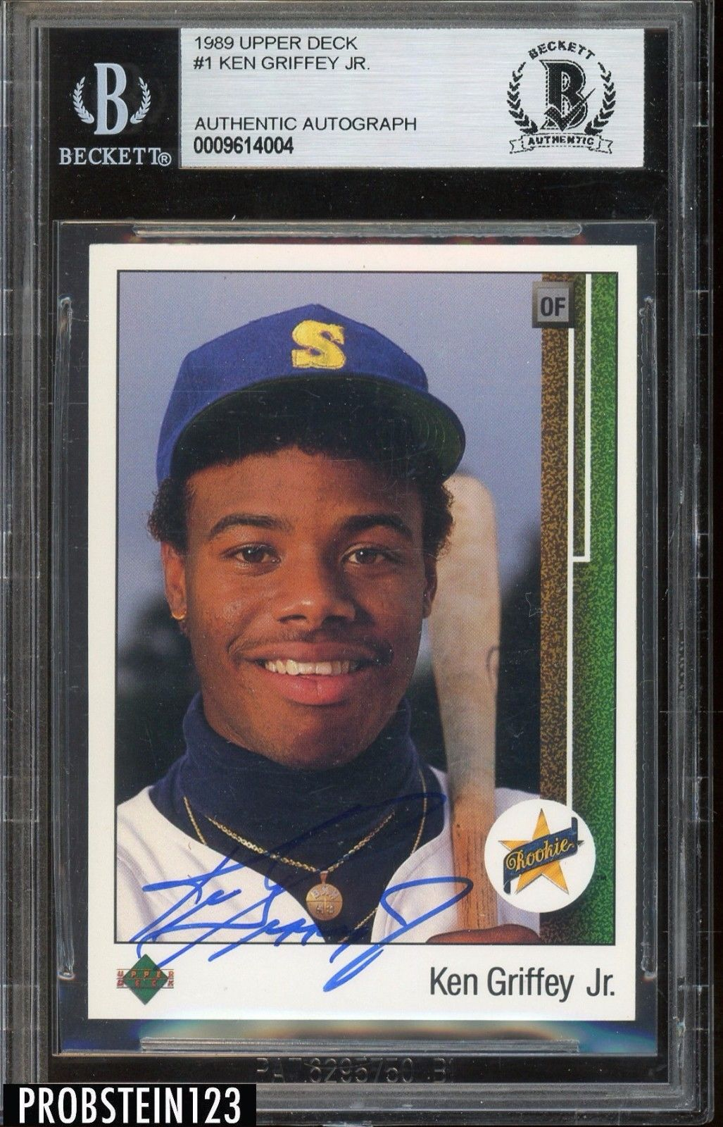 Signed Slabbed Rookie Cards Becoming Newest Trend In The