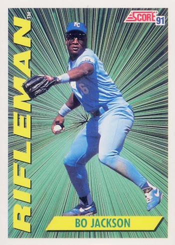 15 Best Bo Jackson Cards Of The 1980s And Early 1990s