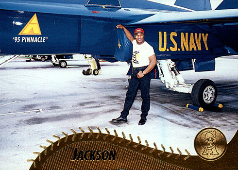1995 Pinnacle Bo Jackson