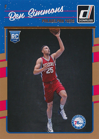 Most Valuable Ben Simmons Rookie Card Rankings And Guide