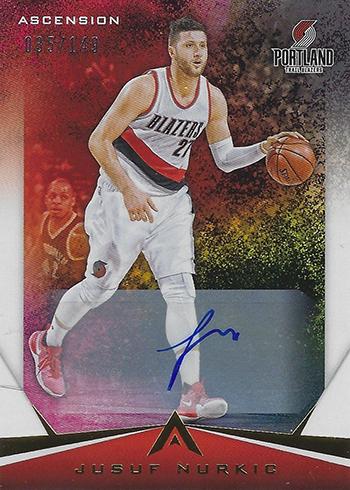 bb3eb009dbc 2017-18 Panini Ascension Basketball Autographs Checklists. Base Autographs  Checklist. 68 cards. 1 Giannis Antetokounmpo  144 2 Draymond Green  30