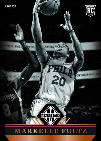 2017-18 Panini Chronicles Basketball Majestic Markelle Fultz