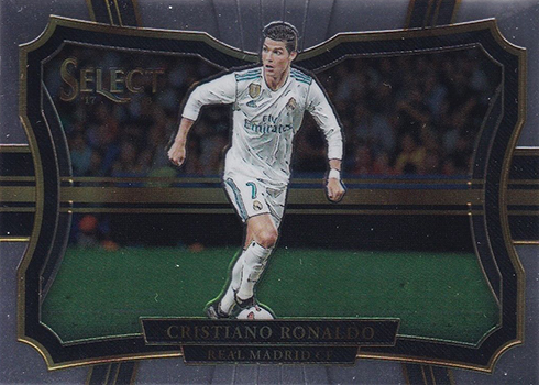 2017-18 Select Soccer Field Level Cristiano Ronaldo