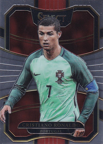 2017-18 Select Soccer Terrace Cristiano Ronaldo