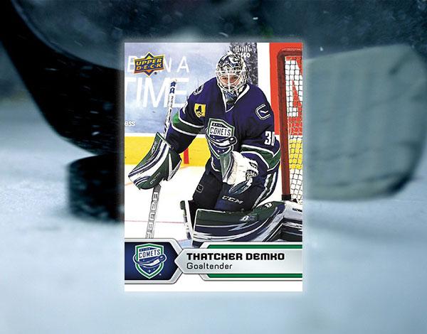 2017-18 Upper Deck AHL Hockey