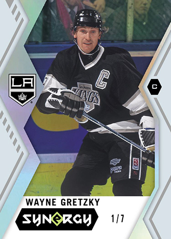 2017-18 Upper Deck Synergy Hockey Wayne Gretzky