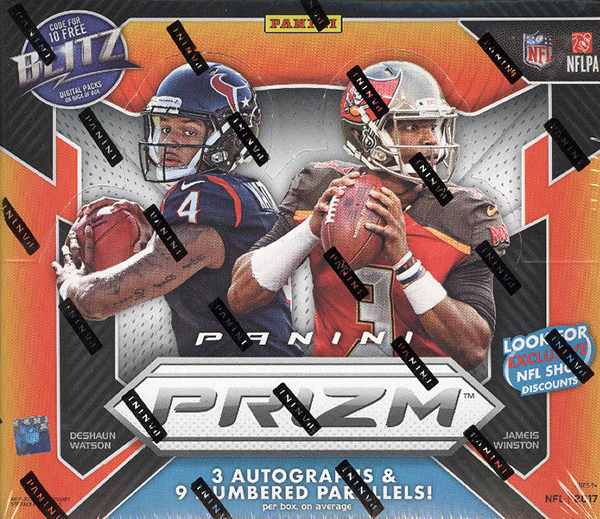 2017 Panini Prizm Football Video Box Break And Breakdown