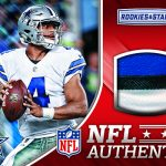 2017 Panini Rookies and Stars Football NFL Authentic Prime