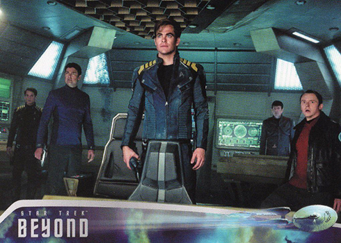 2017 Rittenhouse Star Trek Beyond Promo Cards P2
