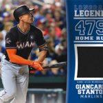 2018 Topps Series 2 Baseball Longball Legends Relic