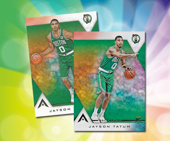 2017-18 Panini Ascension Rookie Variations