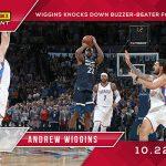20 Andrew Wiggins