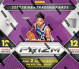 46246895005 2017-18 Panini Prizm Basketball Hobby Box sidebar - Beckett News