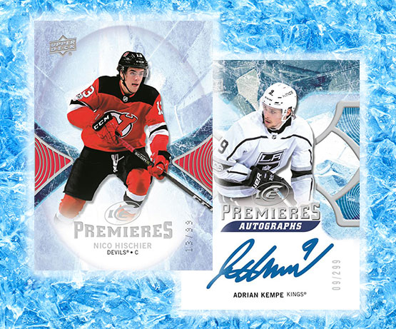 a0a14a4ea 2017-18 Upper Deck Ice Hockey Checklist Keeps Its Cool