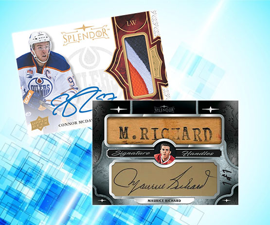 2017-18 Upper Deck Splendor Hockey