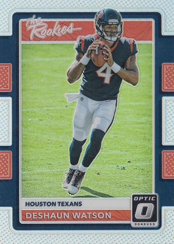 2017 Donruss Optic Red and Yellow 187 Rated Rookies Dede Westbrook Football Card Verzamelkaarten: sport Verzamelkaarten, ruilkaarten