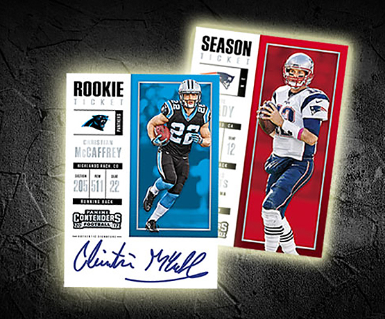 708459a1a63 2017 Panini Contenders Football Checklist, Team Set Lists, Release Date