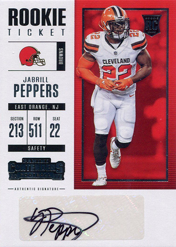 514741c8 2017 Panini Contenders Football Checklist, Team Set Lists, Release Date