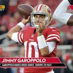 102 Jimmy Garoppolo