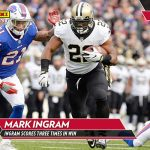 80 Mark Ingram