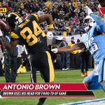 89 Antonio Brown