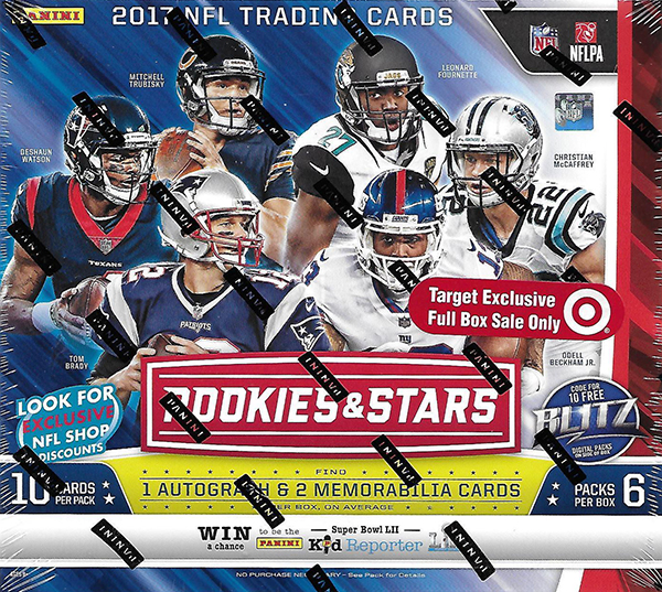2017 Panini Rookies and Stars Football Longevity Box