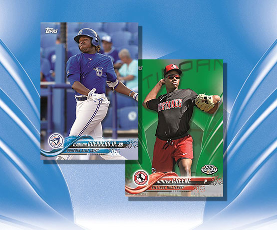 2018 Topps Pro Debut Baseball