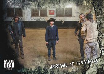 2018 Topps Walking Dead Road to Alexandria Base