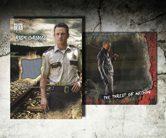 """2018 WALKING DEAD:/""""ROAD TO ALEXANDRIA/""""  COMPLETE 100 CARD BASE SET!!"""