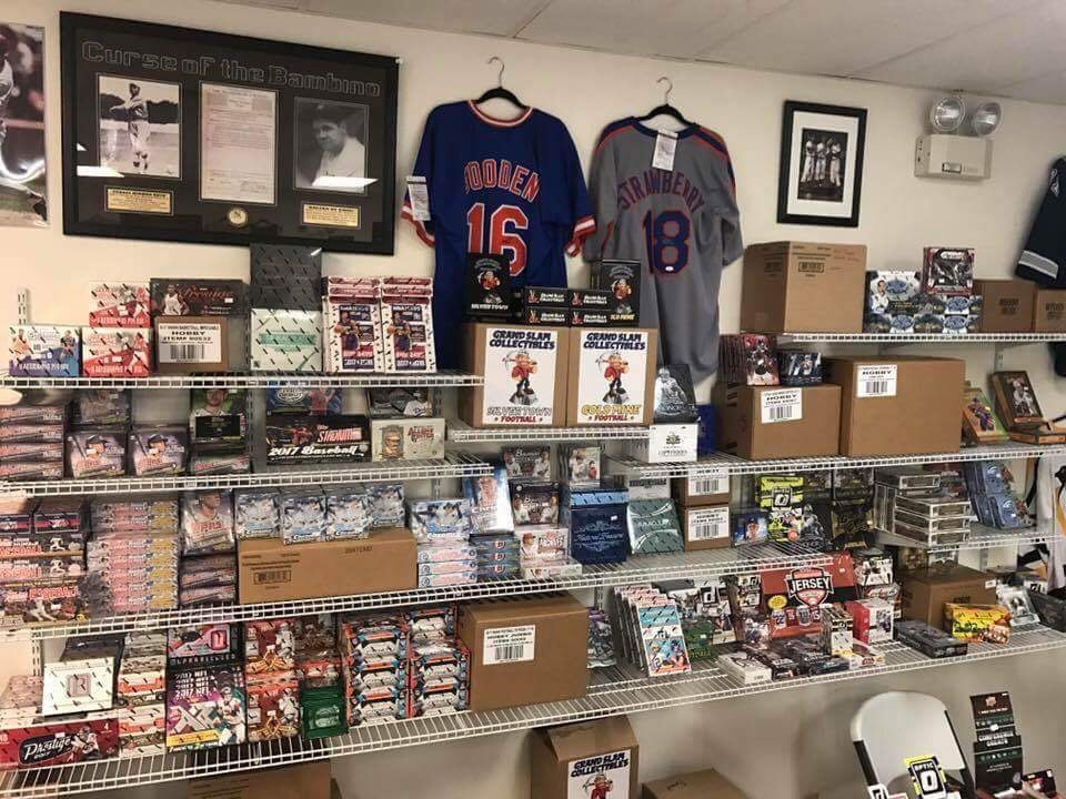 Local Card Shop Of The Week Grand Slam Collectibles