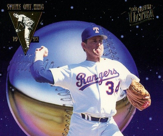 1993 Fleer Ultra Strikeout Kings Checklist And Gallery