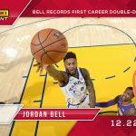 58 Jordan Bell