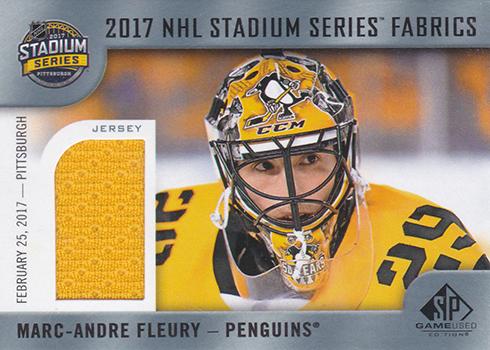 46aec21f6 2017 NHL Stadium Series Fabrics Checklist